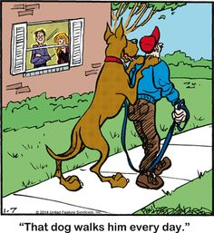 Marmaduke Comic Strip, January 07, 2014 on GoComics.com