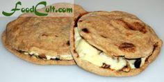 Pizzita - the Pizza Sandwich in a Pita Bread. Great on whole wheat pita too!
