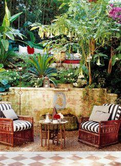 Tropical-chic Design...designer Martyn Lawrence Bullard