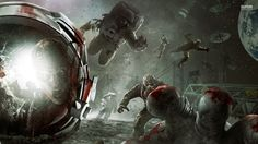 Call Of Duty: Black Ops Zombies: Moon Wallpaper.