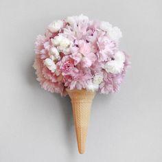 Blossom cone.