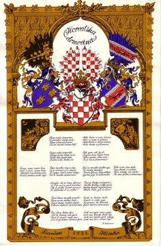 Croatian coat of arms
