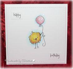 CAS Balloon Peep