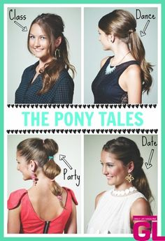 The pony tales: 4 styles to try right now