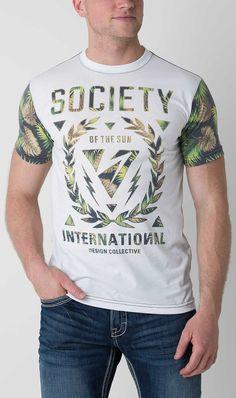 Society Jungle T-Shirt - Men's Shirts/ Tops   Buckle
