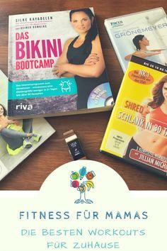 Fitness für Mamas - die besten Workouts von zu Hause zum Abnehmen und fit werden: https://www.familienkost.de/artikel_fitness_mama.html