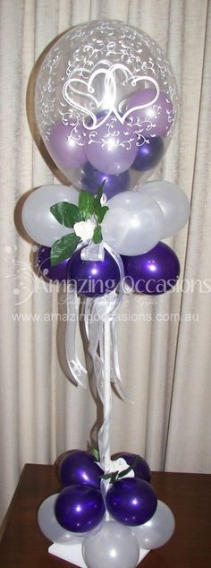 Images about balloons weddings on pinterest