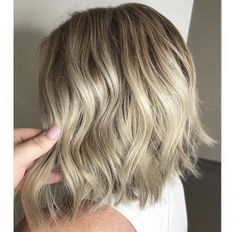 Summertime Smudge. Color by Riley at our Waverly location. #organicpurecare #modernsalonandspa