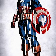 Captain America- Loyal to nothing general except the dream