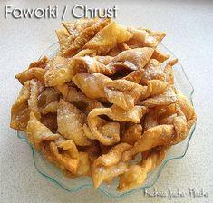 Faworki czyli chrust