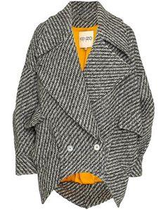 // kenzo wool jacket