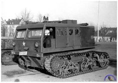 M4 18-ton High-speed tractor