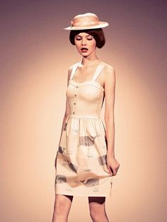 Lazzari Whale Dress