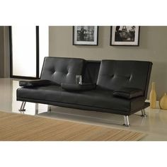 Aspect Design 3 Seater Convertible Sofa Bed   Wayfair UK