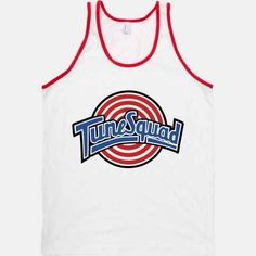 23 More Workout Tanks To Not Work Out In - I must have the Tune Squad one