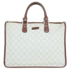 Gucci - Handtasche aus GG Supreme Canvas #vintagefashion