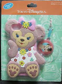 Tokyo DisneySEA Duffy's ShellieMay Spring Voyage 2013 phone case for iphone5 A17
