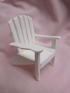 how to make an adirondack chair with fondant - Google'da Ara