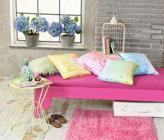 Fashionspray Marabu, 100 ml karibik Shops, Throw Pillows, Paint Run, Caribbean, Textiles, Crafting, Tents, Toss Pillows, Cushions