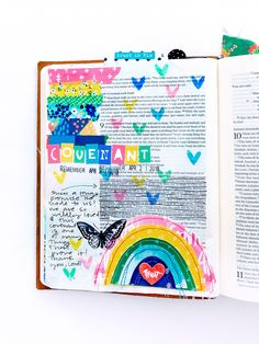 Print & Pray Hybrid Bible Journaling by Elaine Davis using digital printables Faith Bible, My Bible, Bible Art, Scripture Doodle, Scripture Study, Bible Study Journal, Scripture Journal, Art Journaling, Bible Mapping