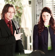 Once Upon A Time | Belle and Rumple