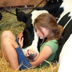 Hug an animal when you're having a sad day - it works :)