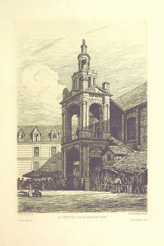 Image taken from page 31 of 'Rouen illustré. Par P. Allard, l'abbé A. Loth [and others] ... Introduction par C. Deslys ... Vingt-quatre eaux-fortes, etc' | by The British Library