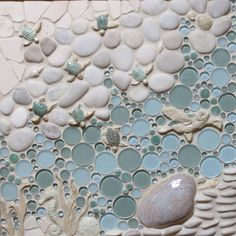 beach tile backsplash nautical tiles for your beach house custom borders murals for kitchen bathroom shower floor wall and pool ocean dog collection sea glass tile kitchen backsplash The Effective Pic Beach Cottage Style, Coastal Cottage, Coastal Homes, Coastal Decor, Coastal Style, Coastal Interior, Modern Coastal, Coastal Living, Beach Condo