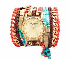 formafina.com.br - Informações sobre Relógio Maasai Tangerina