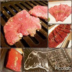 中目で焼肉🐮 久しぶりに感動する旨さ( ;∀;) 牛タンの刺身初めて食べたけどウマし! レバーの見た目の美しさと美味しさにも感動✨✨✨ こんだけ旨い肉だしてるのに値段も安いしリピーターめっちゃ多いんだと思うー たまたま待たずに入店できたけどねん💨  #東京#japan#焼肉#ホルモン#牛タン#肉#刺身#レバー#最高#ハラミ#カルビ#ロース#牛刺#全部ウマい#中目黒#オススメ#recommended#meat#beauty#repeat#tokyo#instafood#happy#delicious#beef#感動#excitement
