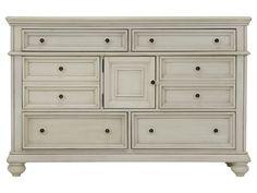 Chateau Dresser at Rothman Furniture