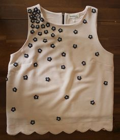 How to Make an Adorable J.Crew-Inspired Tank | Her Campus