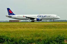 Onurair Airbus A321 TC-OEA