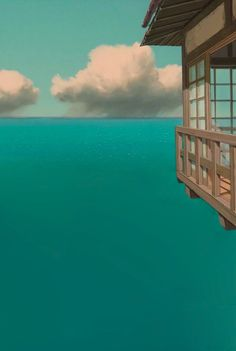 Submission to & Free Studio Ghibli Wallpapers Miyazaki Anime& Art Studio Ghibli, Studio Ghibli Films, Totoro, Hayao Miyazaki, Mononoke Anime, Studio Ghibli Background, Chihiro Y Haku, Howls Moving Castle, Anime Scenery