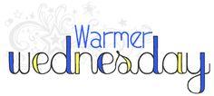 Warmer Wednesday