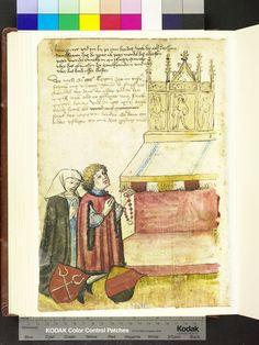 Amb. 317.2° Folio 73 verso Coral Rosaries Die Hausbucher der Nurnberg Zwolfbruderstiftungen
