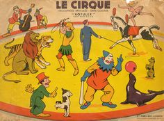 rotulex circus by pilllpat (agence eureka), via Flickr