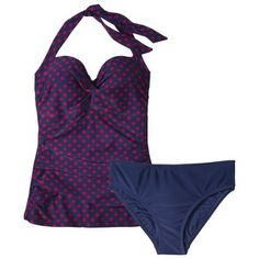 Merona® Women's 2-Piece Tankini Swimsuit : Target Mobile