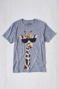Altru Cool Giraffe Tee
