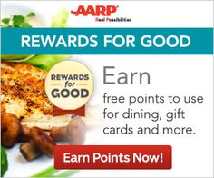 AARP Rewards For Good | Closet of Free Samples
