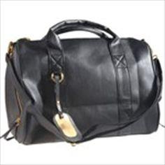 Korean Style Studs Bottom PU Leather Shoulder Bag