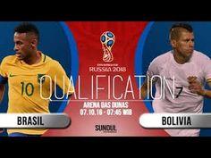 BRASIL VS BOLIVIA 5-0  GOALS & Extended Highlights FIFA World Cup Qualif...