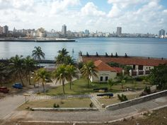 Havana: View from the Fort to the Malecon