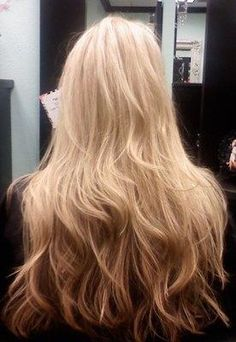 Beige Layered Cut - Hairstyles and Beauty Tips