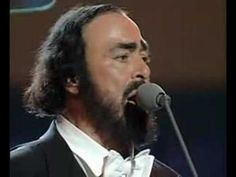 Celine Dion & Luciano Pavarotti - I hate you then I love you ... it's beautiful, cheesy and altogether fabulous! :)