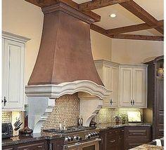 Decorative Range Hood Design Ideas, Pictures, Remodel, and Decor