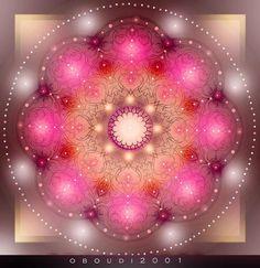 Energy attunement - essential alignment mandala