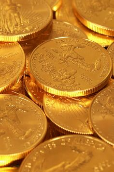 Buy Golden Eagle Coins from Money Metals Exchange at the Lowest Premiums Online. Invest in the Gold American Eagle Produced by the U. Gold Bullion Bars, Bullion Coins, Silver Bullion, Gold Coin Wallpaper, Golden Eagle Coins, Gold American Eagle, Buy Gold And Silver, Gold Reserve, Dollar Money