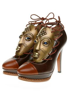 Wunderkind Face Shoes 2010 Fall Winter Boots. #Pumps #Heels #stunning