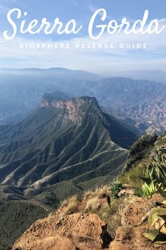 The Sierra Gorda Biosphere Reserve is one of the largest and most diverse protected areas in Mexico! Now you can virtually explore it in this Sierra Gorda travel guide covering all there is to see, do, and discover in this magical slice of Mexico. Hiking Spots, Go Hiking, All Inclusive Cruises, Cabo San Lucas, Best Hikes, Mexico Travel, France Travel, World Heritage Sites, Travel Around The World